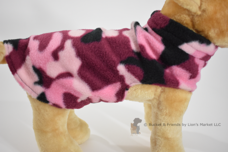 Fleece Dog Collar Cover