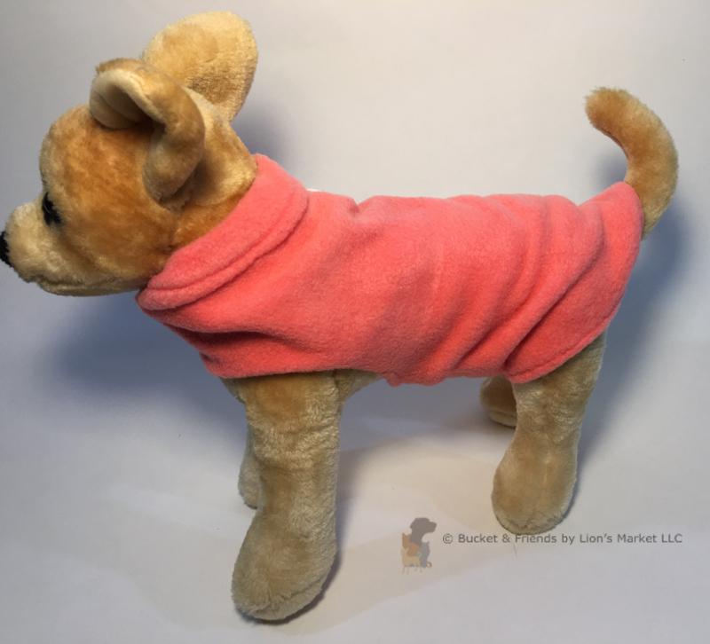 Small Dog Fleece Coats